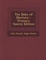 The Boke of Nurture