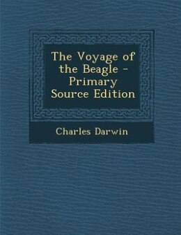 Book The Voyage of the Beagle by Charles Darwin