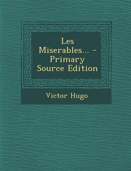 Book Les Miserables... by Victor Hugo