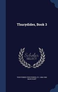 Thucydides, Book 3