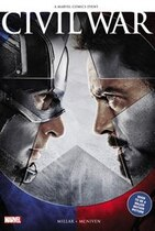 Book Civil War Movie Edition by Mark Millar