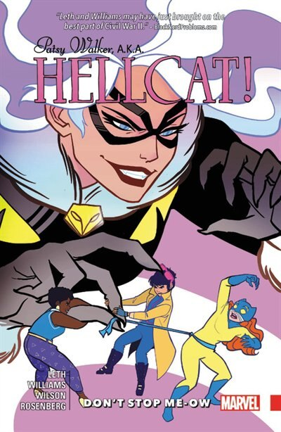 Patsy Walker, A.k.a. Hellcat! Vol. 2: Don't Stop Me-ow by Kate Leth