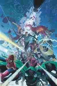 Secret Wars: Last Days Of The Marvel Universe by Al Ewing