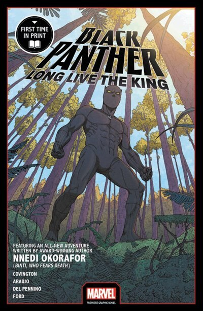 Black Panther: Long Live The King (marvel Premiere Graphic Novel) by Nnedi Okorafor