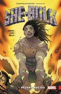 She-hulk Vol. 1: Deconstructed by Mariko Tamaki
