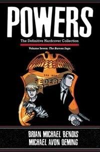 Powers: The Definitive Hardcover Collection Vol. 7: The Bureau Saga