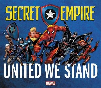 Secret Empire: United We Stand by Derek Landy