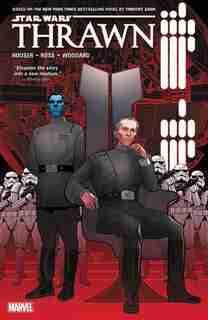 Star Wars: Thrawn by Jody Houser