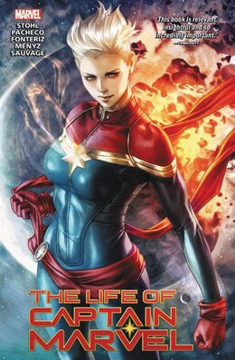 finest selection a1180 63e3e Kobo eBook Book The Life Of Captain Marvel by Margaret Stohl.
