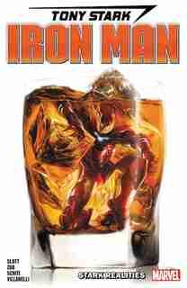 Tony Stark: Iron Man Vol. 2: Stark Realities by Dan Slott