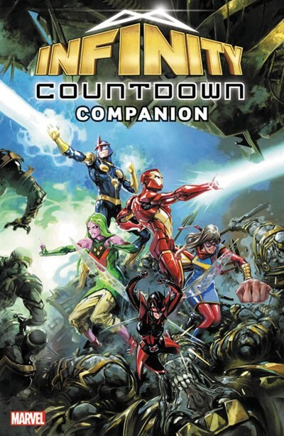 Infinity Countdown Companion by Gerry Duggan