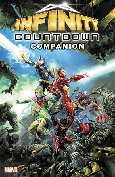 Infinity Countdown Companion by Gerry Duggan