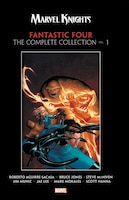 Marvel Knights Fantastic Four By Aguirre-sacasa, Mcniven & Muniz: The Complete Collection Vol. 1