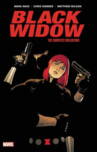 Black Widow By Waid & Samnee: The Complete Collection by Mark Waid