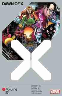 Dawn Of X Vol. 1 by Jonathan Hickman