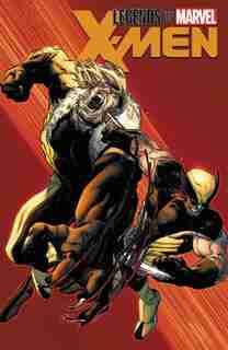 Legends Of Marvel: X-men by Larry Hama