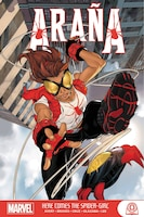 Arana: Here Comes The Spider-girl Gn-tpb