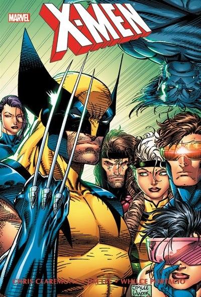 X-men By Chris Claremont & Jim Lee Omnibus Vol. 2 Hc by Chris Claremont