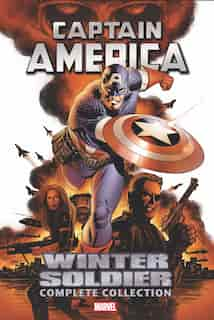 Captain America: Winter Soldier - The Complete Collection by Ed Brubaker