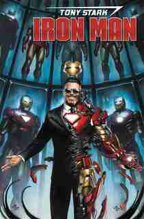 Tony Stark: Iron Man By Dan Slott Omnibus by Dan Slott
