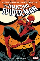 Mighty Marvel Masterworks: The Amazing Spider-man Vol. 1: With Great Power.