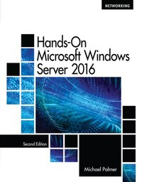 Hands-on Microsoft® Windows® Server 2016