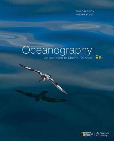 Oceanography: An Invitation To Marine Science de Tom S. Garrison