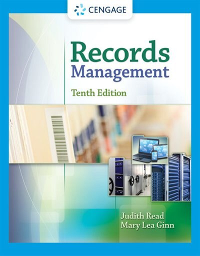Records Management by Judith Read