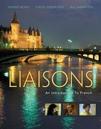 Liaisons: An Introduction To French (with Ilrn? 4 Terms (24 Months) Printed Access Card)