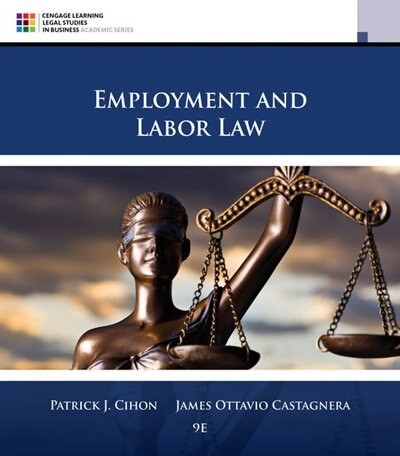 Employment And Labor Law by Patrick J. Cihon