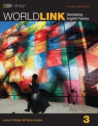 World Link 3: Student Book With My World Link Online