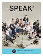 Speak (with Online, 1 Term (6 Months) Printed Access Card): (with Online, 1 Term (6 Months) Printed…
