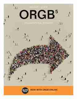 Orgb (with Orgb Online, 1 Term (6 Months) Printed Access Card) by Debra L. Nelson