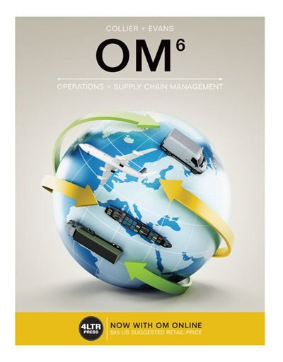 Om (with Om Online, 1 Term (6 Months) Printed Access Card) by David A. Collier