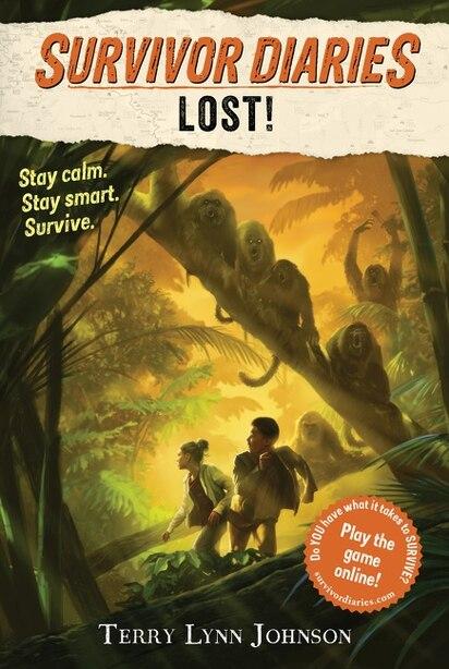 Lost! by Terry Lynn Johnson