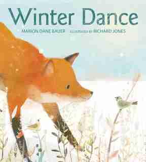 Winter Dance (board Book) by Marion Dane Bauer
