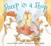 Sheep In A Shop (board Book)