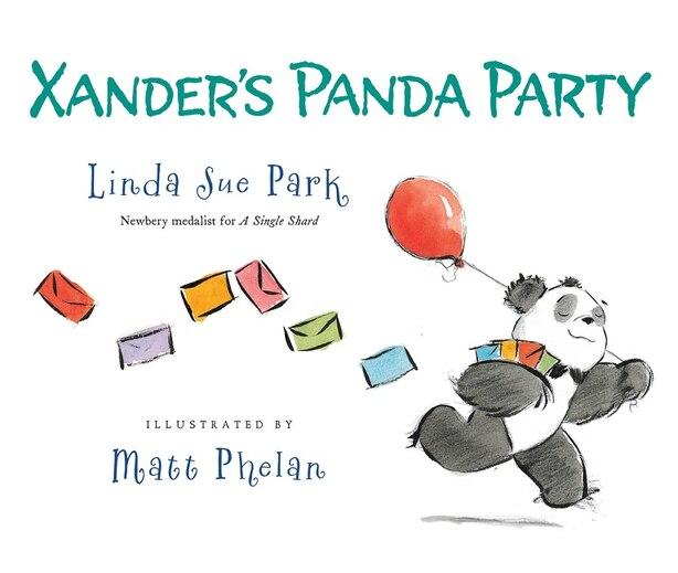 Xander's Panda Party by Linda Sue Park