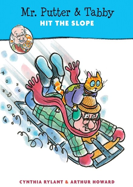 Mr. Putter & Tabby Hit The Slope by Cynthia Rylant