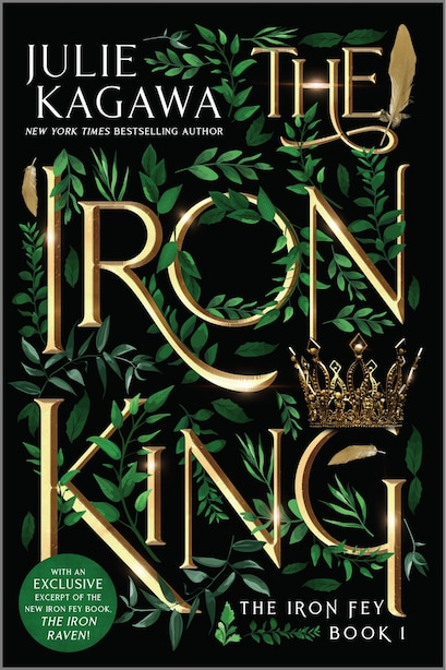 The Iron King Special Edition by Julie Kagawa