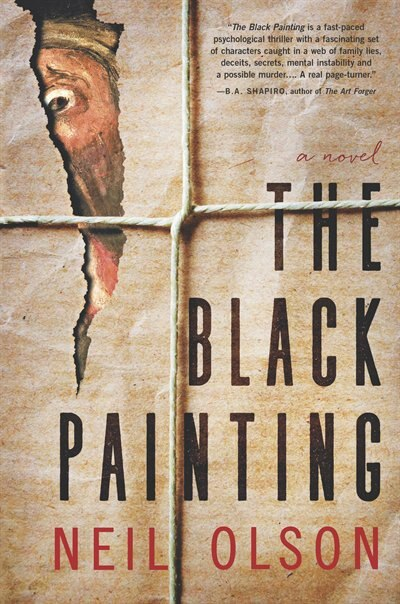 The Black Painting: A Novel by Neil Olson