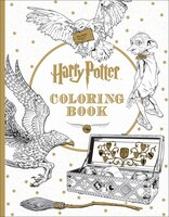 Harry Potter: The Official Coloring Book #1