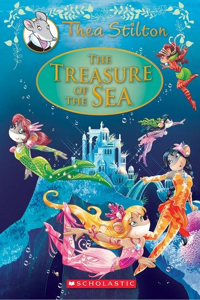 The Thea Stilton Special Edition #5: The Treasure of the Sea by Thea Stilton