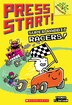 Press Start! #3: Super Rabbit Racers!: A Branches Book by Thomas Flintham