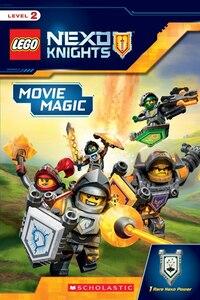 LEGO Nexo Knights: Movie Magic (Reader #2)
