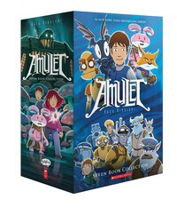 Amulet #1-7 Box Set