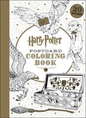 Harry Potter Colouring Books | chapters.indigo.ca