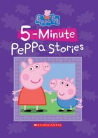 Book Peppa Pig: Five-Minute Peppa Stories by * Eone