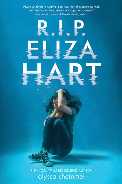 R.I.P. Eliza Hart by Alyssa Sheinmel