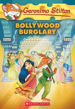 Book Geronimo Stilton #65: Bollywood Burglary by Geronimo Stilton